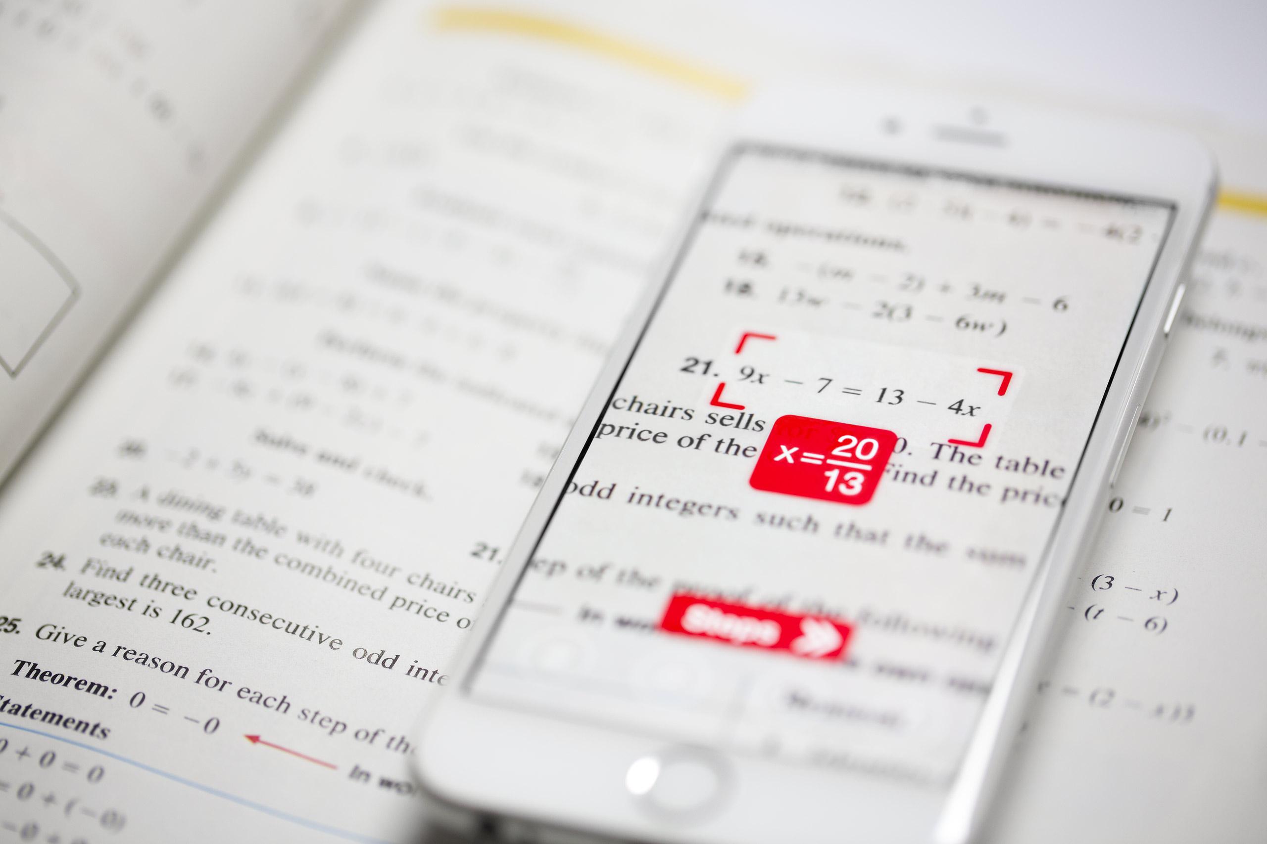 Photomath Um App Que Resolve Problemas Matematicos E