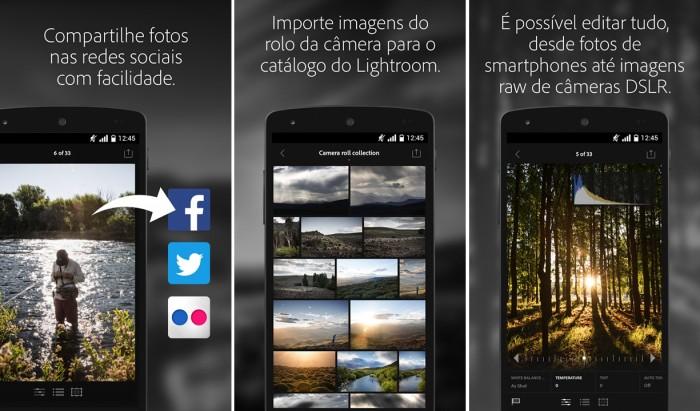 Lightroom mobile 1.0