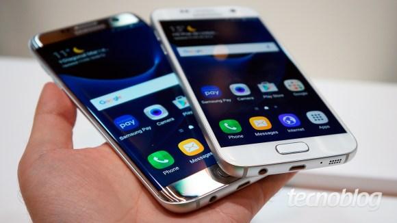 Galaxy S7 e S7 Edge: corrigindo o que já era bom, Android, lançamentos, Smartphonesd, Samsumg