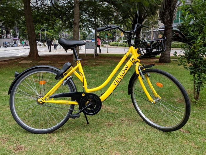 Bicicleta Yellow