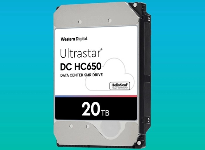 Western Digital Ultrastar DC HC650
