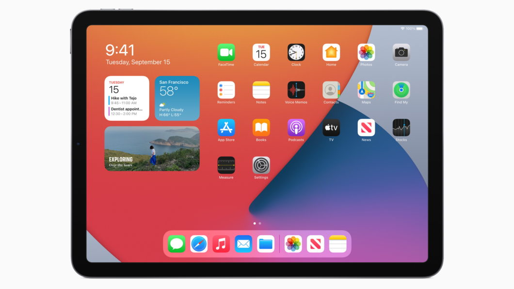 Novo iPad Air com cara de iPad pro, menos bordas, mais poderoso e com USB-C