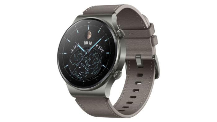 Huawei Watch GT 2 Pro (Photo: Disclosure / Huawei)