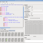 The main window of MCUS 0.3.0.