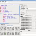 The main window of MCUS 0.3.0.