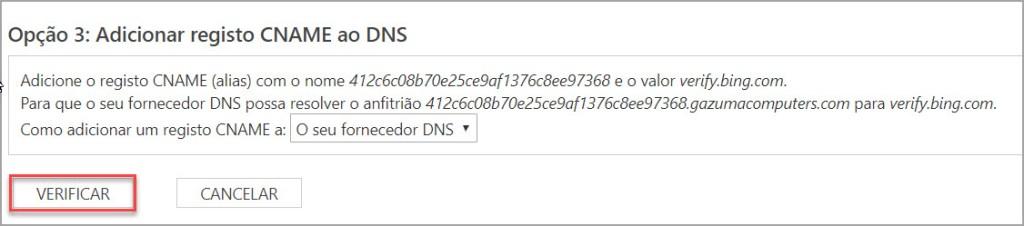 Como Adicionar o Seu Site ao Bing Webmasters