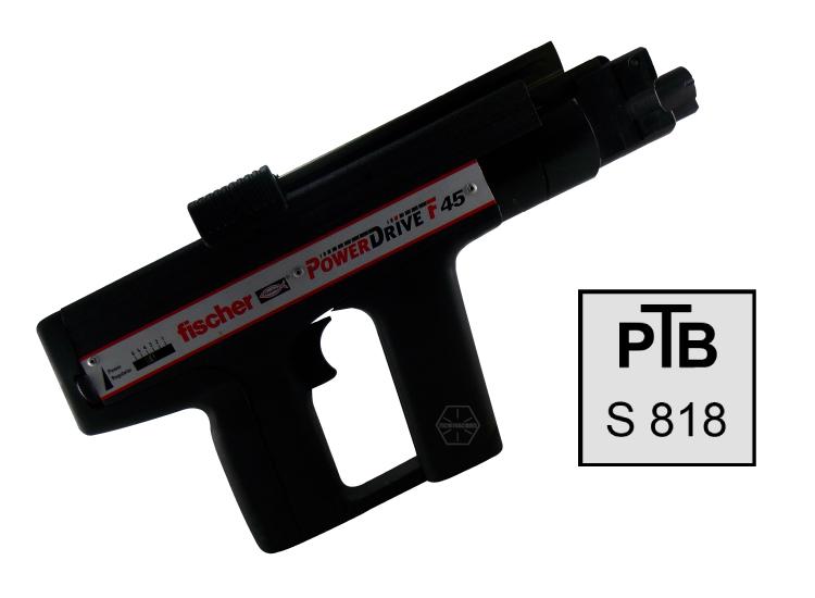 Pistola Fischer Power Drive F45