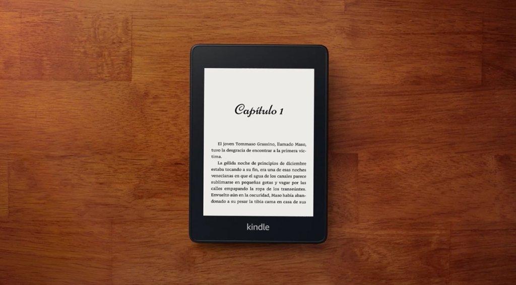 Kindle Paperwhite 2019, el mejor lector de libros electrónicos que se puede conseguir en Amazon. - Imagen 2 - TECNOFRIKIS