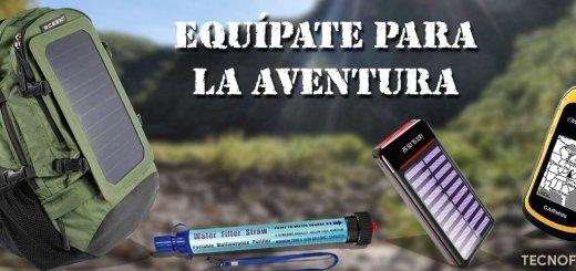 Kit de supervivencia para aventureros, amantes de la tecnología y el aire libre - Imagen 33 - TECNOFRIKIS