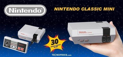 Nintendo Classic Mini ¡El regalo perfecto para coleccionistas y amantes de los videojuegos! - Imagen 5 - TECNOFRIKIS