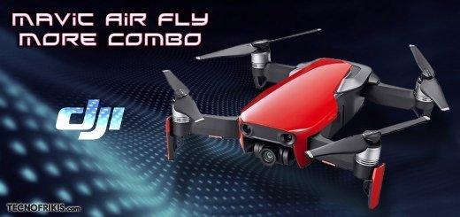 DJI Mavic Air Fly More Combo: El Dron más completo del mercado - Imagen 56 - TECNOFRIKIS