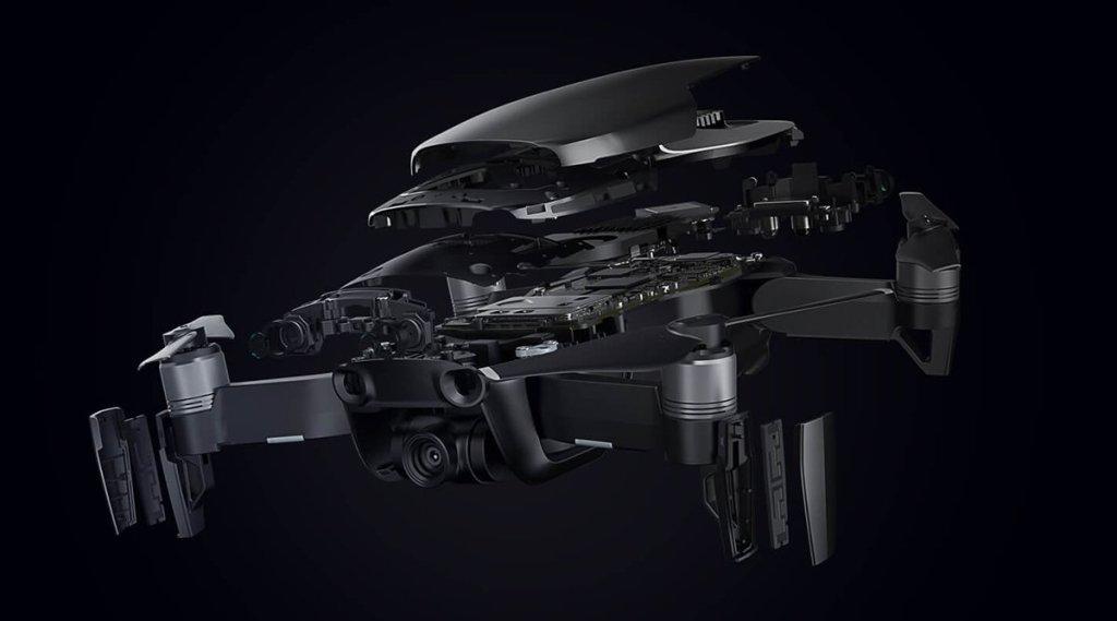 DJI Mavic Air Fly More Combo: El Dron más completo del mercado - Imagen 34 - TECNOFRIKIS