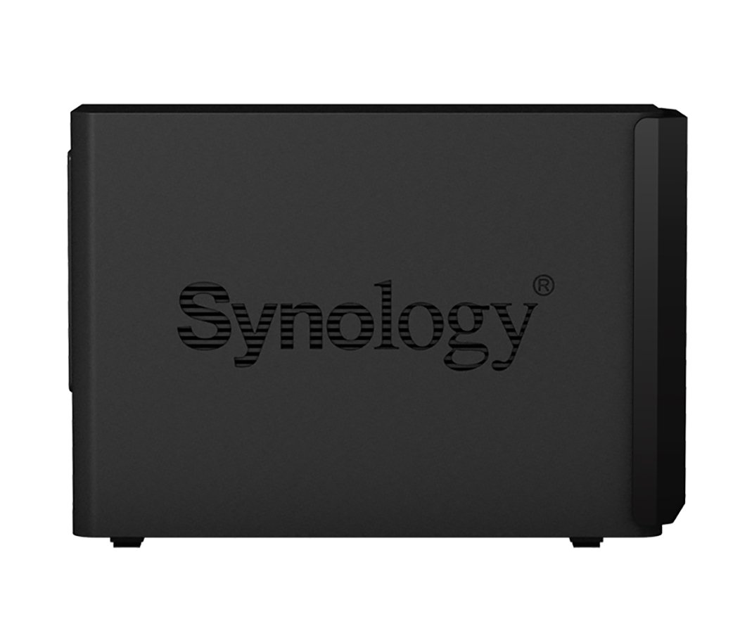 Synology DS218+ 8TB 2 Bay NAS Solución | Instalado con 2 x 4TB Seagate IrownWolf Drives
