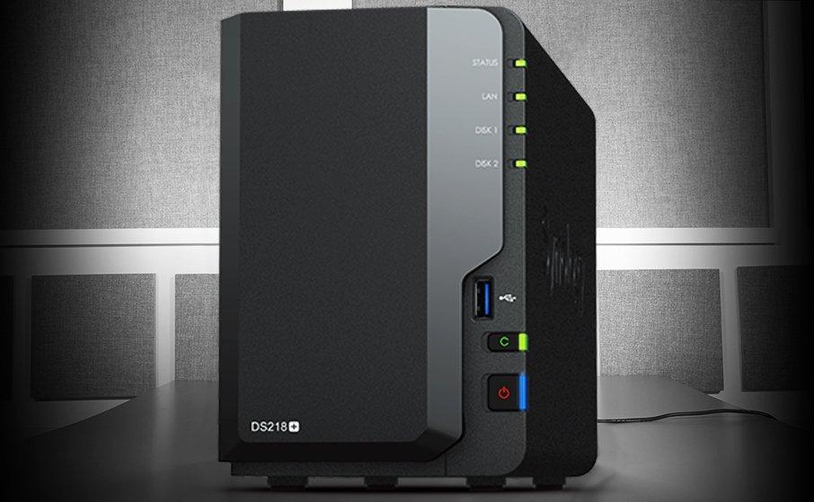 Synology DiskStation DS218+, el mejor NAS de 2019 - Imagen 2 - TECNOFRIKIS