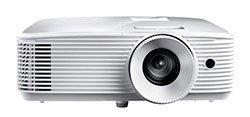 Optoma HD27e - Proyector (3400 lúmenes ANSI, DLP, 1080p (1920x1080), 25000:1, 16:9, 711,2 - 7645,4 mm (28 - 301 pulgadas))