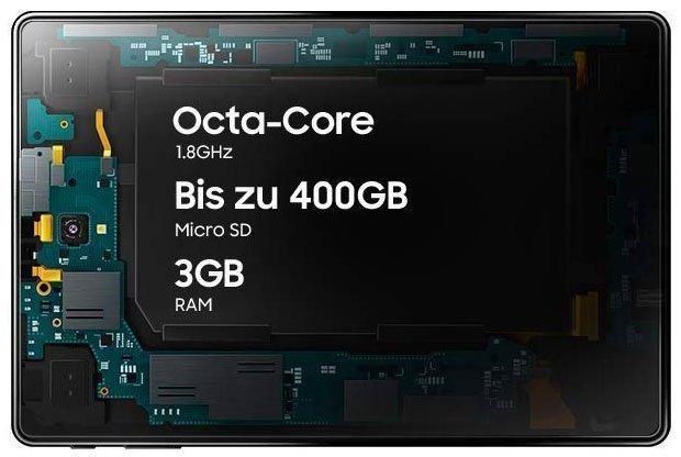 """Si quieres cambiar tu tablet en este 2019, te presentamos la Samsung Galaxy Tab A 10.5"""" - Imagen 25 - TECNOFRIKIS"""