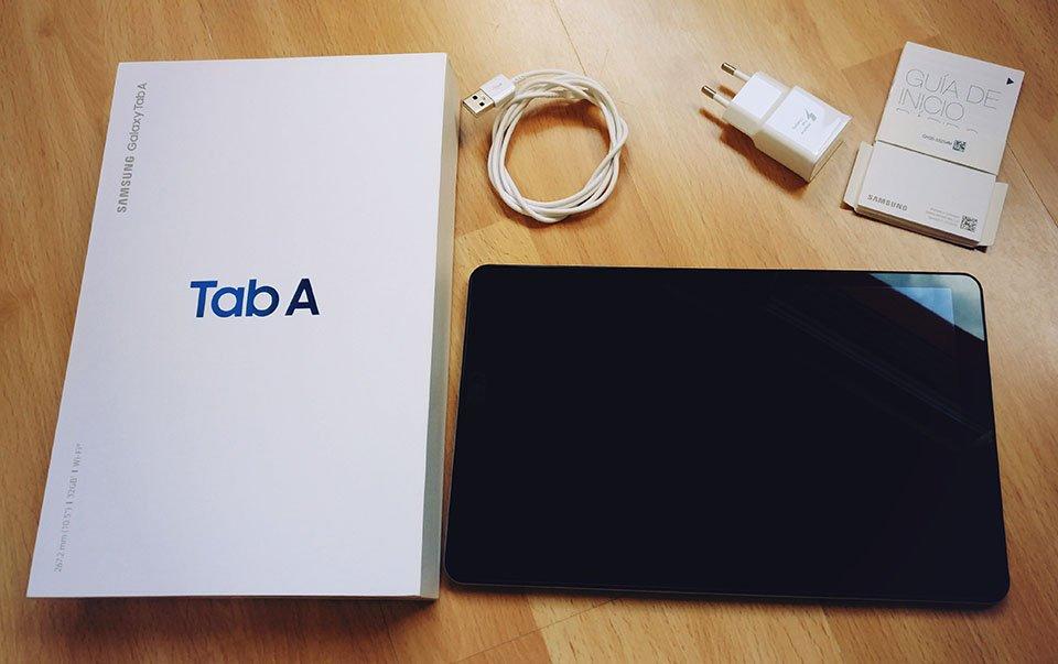 """Si quieres cambiar tu tablet en este 2019, te presentamos la Samsung Galaxy Tab A 10.5"""" - Imagen 7 - TECNOFRIKIS"""