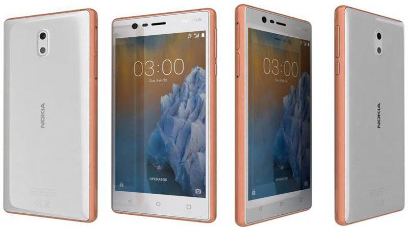 Nokia 3 ele já vem direto com o mais recente Android 8.0 Oreo, sem passar pelo Android 7.1.2