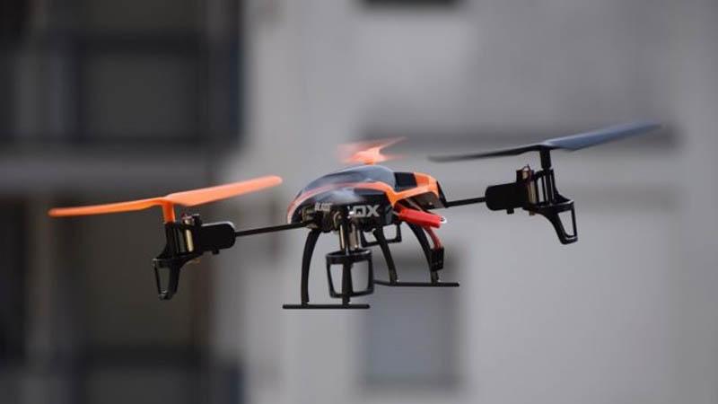 Contrabandistas usaram drones para roubar US $ 80 milhões em smartphones na China