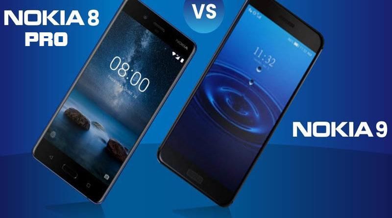 Duas novidades da Nokia para estrear este ano: Nokia 9 e Nokia 8 Pro