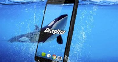 Energizer Hardcase H570S Smartphone à prova d'água com bateria potente