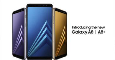 Galaxy A8 e A8 + (2018) terá tela infinita e câmera frontal dupla