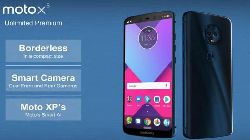 Motorola Moto X5 terá quatro câmeras, tela infinita e muito mais