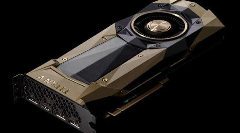 NVIDIA Titan V Placa de vídeo mais poderosa do mundo