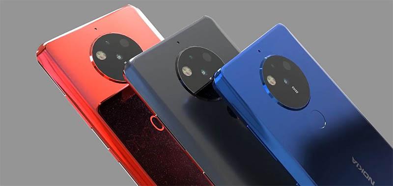 Nokia 10 pode vir com 5 câmeras principais