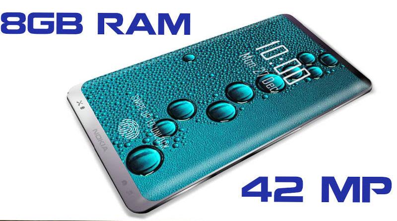Nokia R10 2018 pode ter câmera de 42MP e bateria de 5000 mAh