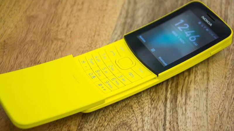 Novo Nokia 8110