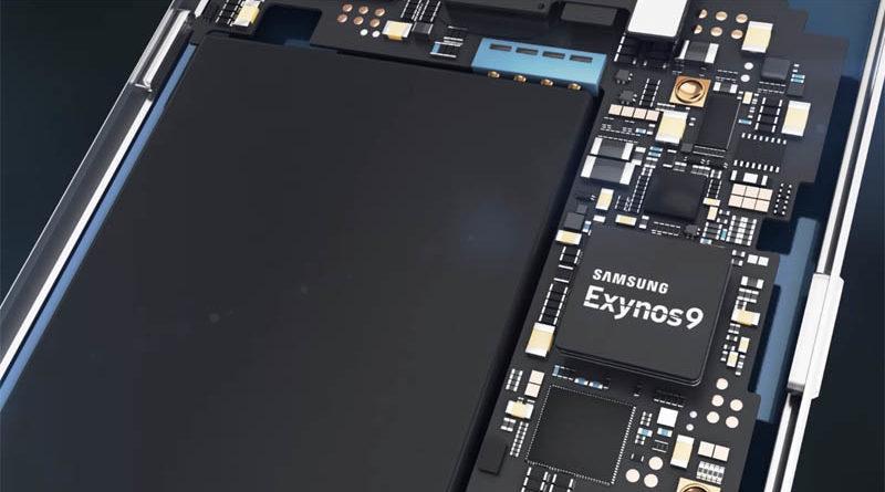 Samsung lança o chipset Exynos 9810, é 40% mais poderoso que a versão anterior