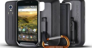 Smartphone Land Rover vem com bateria que dura até dois dias