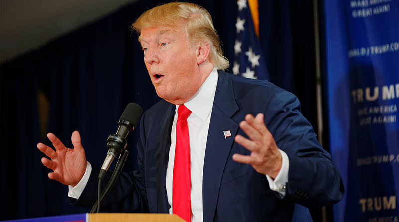 Trump propõe a criação de uma Força espacial para os EUA