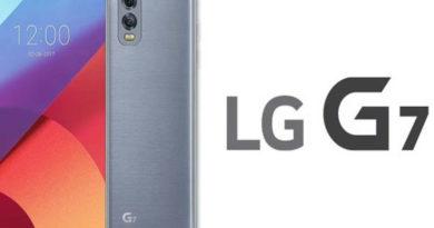 Veja as especificações do LG G7 e LG G7 Plus