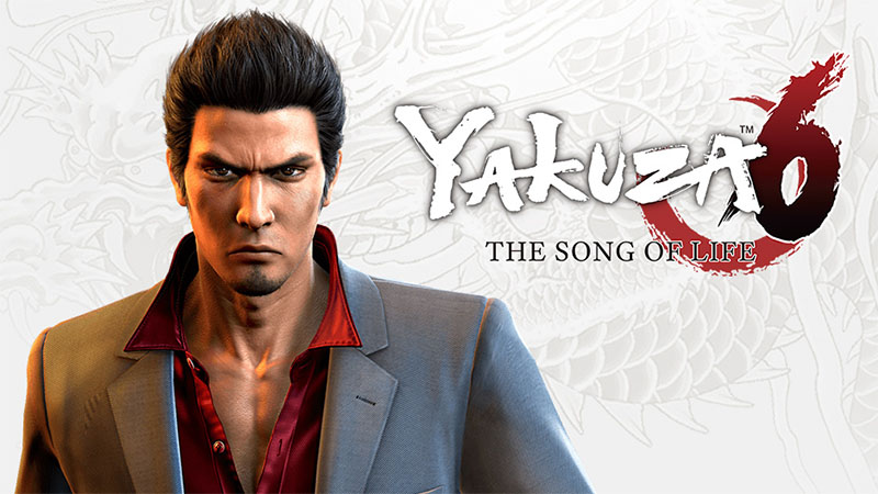 Yakuza 6 - Song of Life