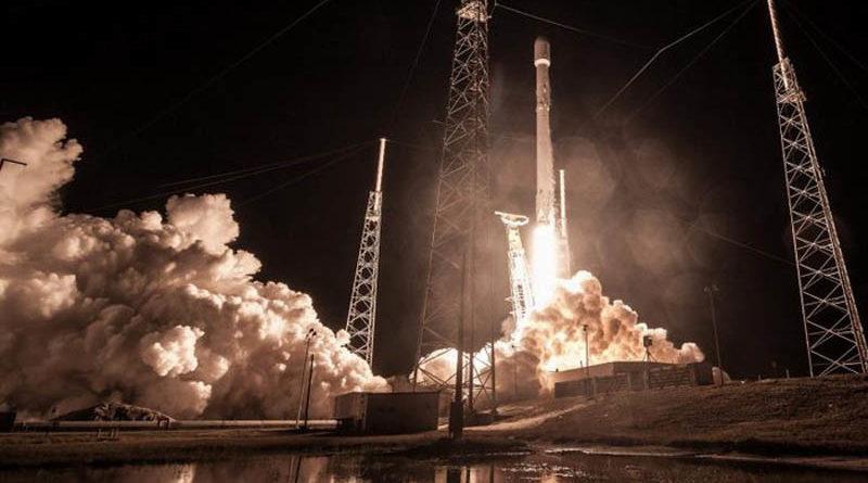 Zuma, missão secreta da SpaceX pode ter falhado