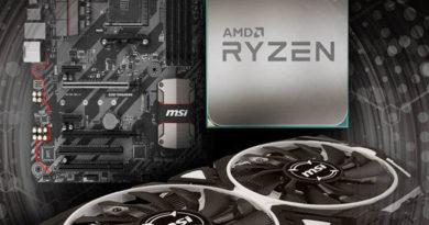AMD lança pacote de componentes para ajudar os gamers a construir seus equipamentos de jogos