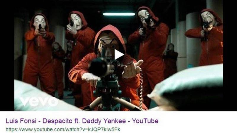 Alguns vídeos populares do YouTube foram hackeados