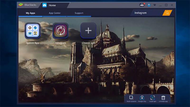 Como fazer upload de fotos para o Instagram a partir de um PC ou Mac