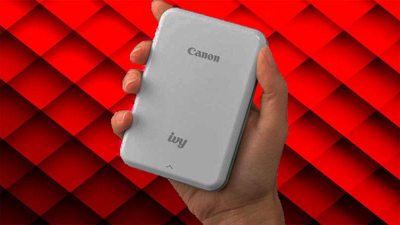 Conheça a impressora portátil da Canon