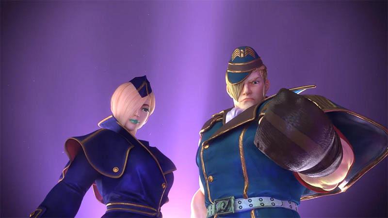 Falke - Street Fighter V