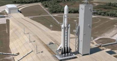 Foguete interplanetário da SpaceX será construído em Los Angeles
