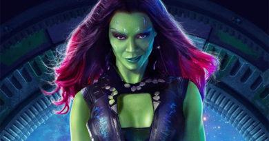 Gamora - Vingadores 4