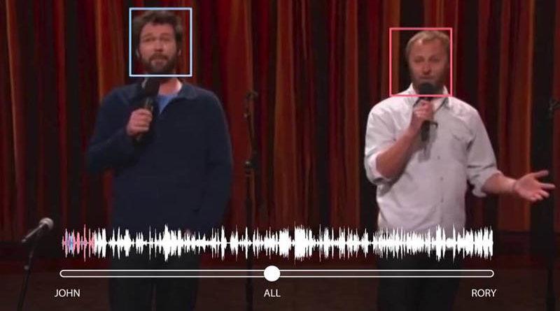 Google revela sistema de inteligência artificial que pode isolar uma voz no meio da multidão
