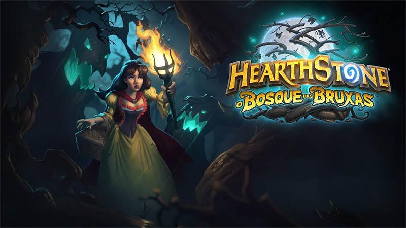 Hearthstone - O Bosque das Bruxas