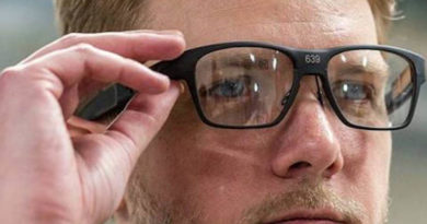 Intel encerra seu projeto de óculos inteligentes