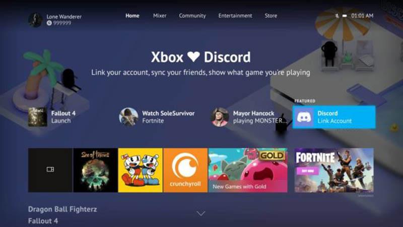 Microsoft agora permite que jogadores do Xbox vinculem suas contas ao Discord