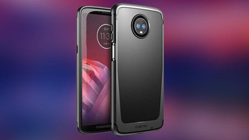 Motorola Moto Z3 Play terá de scanner de impressão digital na lateral, câmera dupla e muito mais
