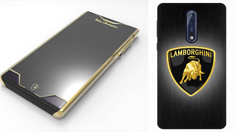 Nokia Lamborghini L1 vem com design fantástico e configurações top
